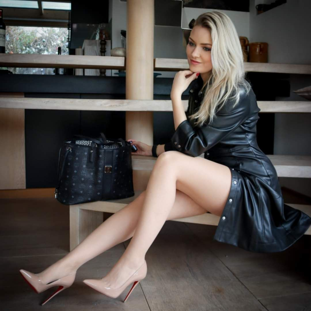happy and relaxed escort Zurich