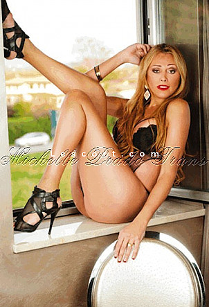 Michelle - Trans Escort in Chiasso