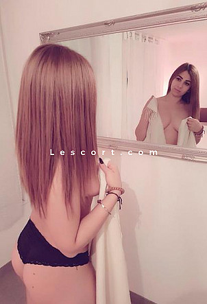 Gabriela - Girl escort in St. Gallen