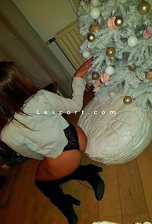 Victoria - Girl escort in Geneva